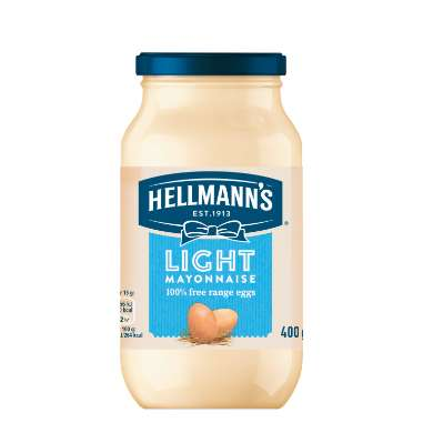 [Light Mayonnaise - Kevytmajoneesi]